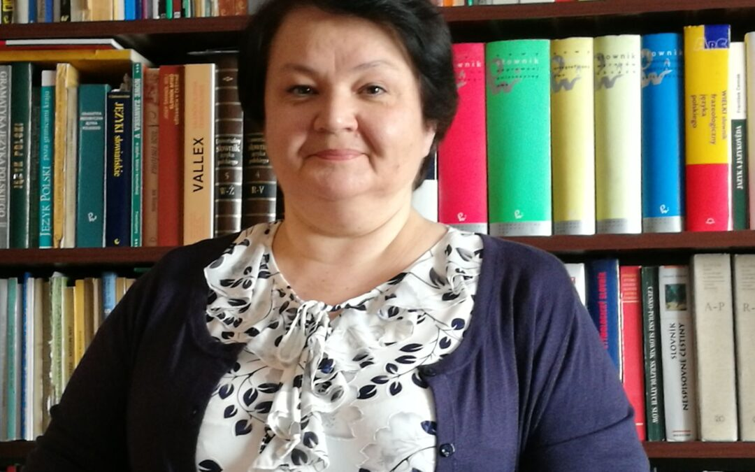 Grażyna Balowska doktorem habilitowanym