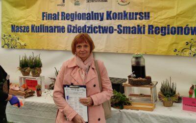 Profesor Dorota Świtała-Trybek członkinią jury w konkursie kulinarnego dziedzictwa